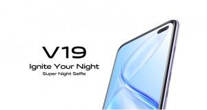 Vivo V19 с быстрой зарядкой на 33 Вт