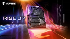 Gigabyte анонсировала линейку материнских плат AMD B550 Aorus