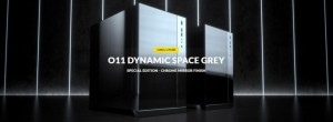 Lian Li представила корпус 011 Dynamic Space Grey с фантастическим дизайном
