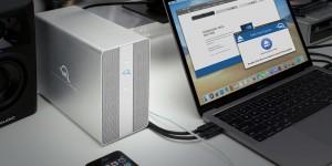OWC Mercury Elite Pro Dual предлагает емкость хранения до 32 Тб