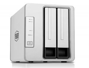 TerraMaster представила сетевое хранилище F2-422 с поддержкой VirtualBox и Docker