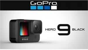 Компания GoPro объявила о выходе камеры нового поколения HERO9 Black