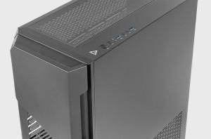 Корпус Antec DP502 Flux получил пять 120-мм вентиляторов