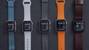 Давайте выберем аксессуары для Apple Watch 1