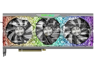 Компания Emtek представила видеокарту Xenon GeForce RTX 3090 Turbo Jet