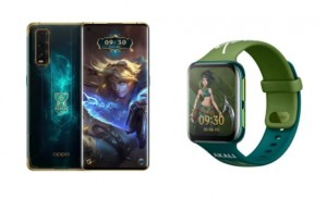 OPPO Find X2 и Watch League of Legends Limited Editions анонсировали в Китае