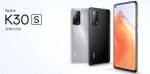 Представлен смартфон Redmi K30S Extreme Commemorative Edition
