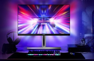 Представлен 144-Гц 4K-монитор Philips 329M1RV