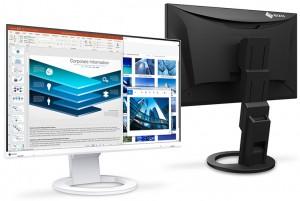 Eizo представила эргономичный 24-дюймовый монитор FlexScan EV2480