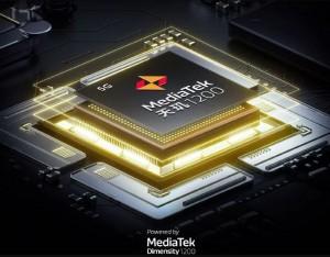 MediaTek анонсировала 6-нм чипсеты Dimensity 1100 и 1200