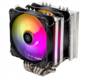 SilverStone представила кулер для процессора Hydrogon D120 ARGB