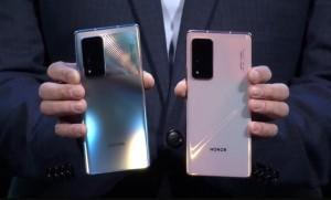 Смартфон Honor V40 скоро выйдет в Европе