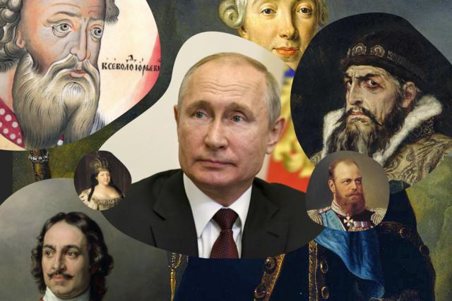 Кто дольше правил: Рюрик или Путин? Обнулительный тест «Медузы»