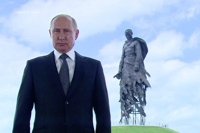 Путин единственный раз обратился к россиянам по поводу поправок к Конституции. И ничего не сказал про «обнуление». Пытаемся найти хоть какой-то намек
