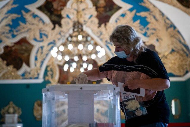 Основной день голосования по поправкам к Конституции и «обнулению». Хроника