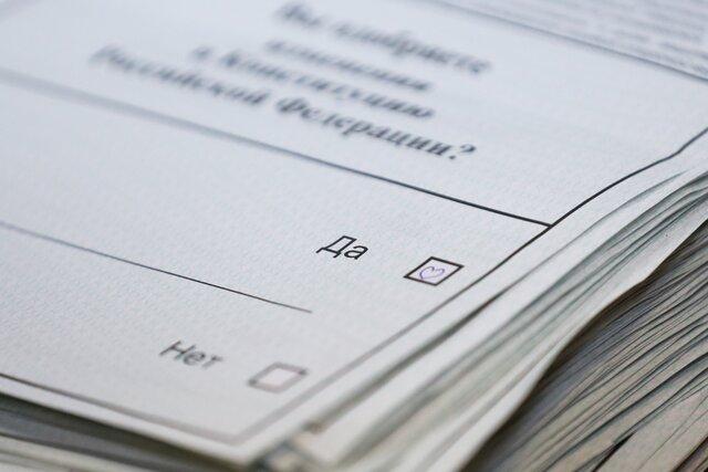 Как в Кремле оценивают результаты голосования по поправкам к Конституции? Отвечает Дмитрий Песков