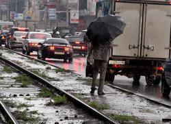 В Саратове прогнозируются ливни