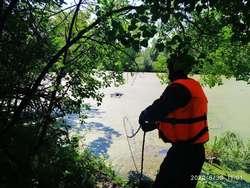В озере нашли тело пропавшего в марте мужчины