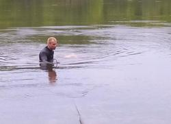 В пруду в Тепличном выловили утопленника