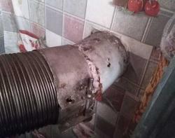 Четыре человека отравились газом, один погиб