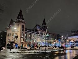 Новый год в Саратове встретят при слабом морозе