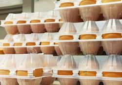 Объем выпуска яиц в области упал до уровня 2018 года