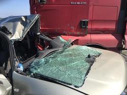 Полиция ищет свидетелей автокатастрофы с четырьмя погибшими