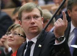 Глава Петровского района Денис Фадеев ушел в отставку