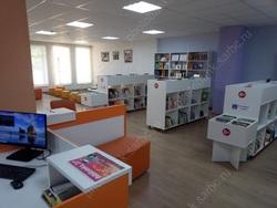 Библиотеку на набережной модернизируют