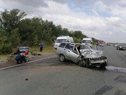 В автокатастрофе погибли три человека