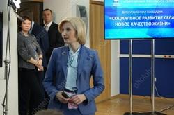 СМИ: Ольга Баталина может стать губернатором