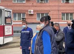 Водитель СГЭТ предложила Мишустину сделать российские трамваи бесшумными