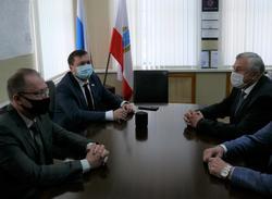 Назначен новый руководитель 'Саратовского агрегатного завода'