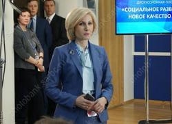 Баталину отправили на повышение в федеральном министерстве