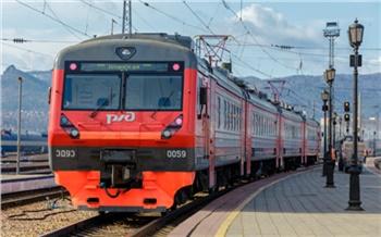 Дополнительные электрички запустят для пассажиров КрасЖД на майские праздники