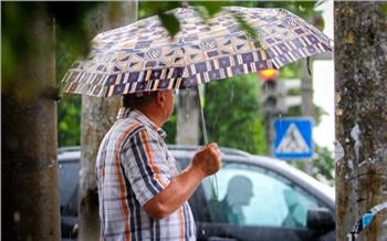 В последнюю неделю мая в Красноярске спадёт жара и начнутся дожди