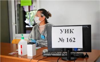 В Красноярском крае в голосовании по поправкам в Конституцию приняло участие больше 56 % избирателей