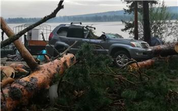 Количество жертв урагана в Дзержинском районе увеличилось. Следователи возбудили уголовное дело