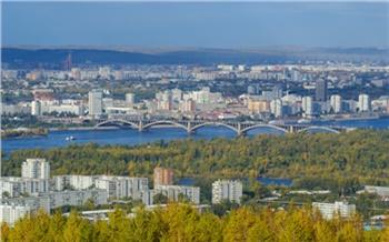 В Красноярск на два дня пришла аномальная жара