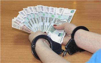 В Красноярске замначальника отдела полиции помог коллеге получить взятку. Возбудили уголовное дело