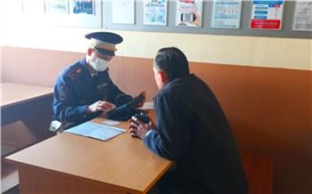 «Дорога была свободна, поэтому допустил полунарушение»: красноярский таксист получил 3 штрафа за хамскую езду