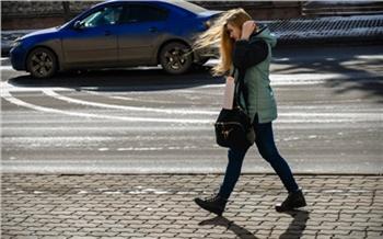 В Красноярске усилится ветер и похолодает