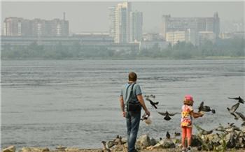 В первый день «черного неба» в Красноярске и Ачинске не нашли вредных примесей в воздухе