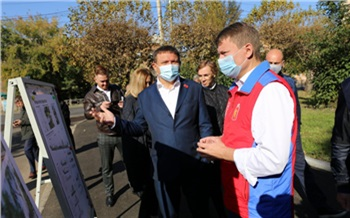 РУСАЛ профинансировал подготовку эскизного проекта благоустройства бульвара в Советском районе Красноярска
