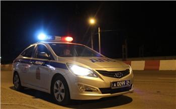 Под Красноярском столкнулись три иномарки: госпитализированы пять человек