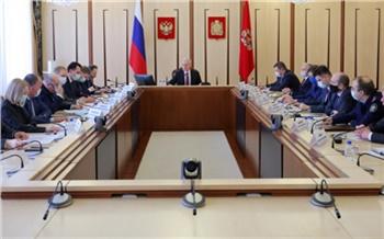 Александр Усс обозначил новые принципы работы правительства Красноярского края