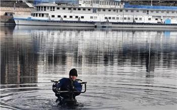 Красноярцев приглашают посмотреть на пробный запуск «водяного фейерверка» на Енисее