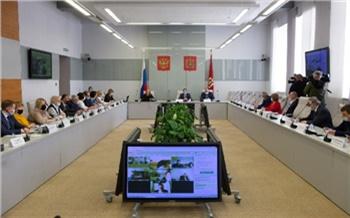 Депутаты Законодательного Собрания Красноярского края обсудили меры по повышению качества жизни на селе