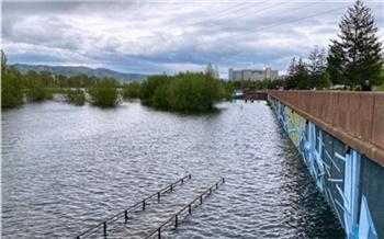«Последствия будем оценивать после спада воды»: Сергей Ерёмин рассказал о возможных подтоплениях в Красноярске из-за половодья