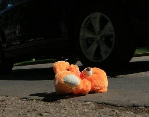 В Брянске водитель иномарки сбил 5-летнего мальчика